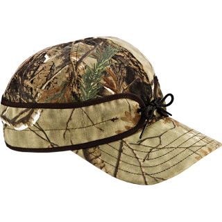 Stormy Kromer | The Field Cap in Real Tree Camo<br/>ストーミークローマー オリジナルウールキャップ リアルツリーカモ