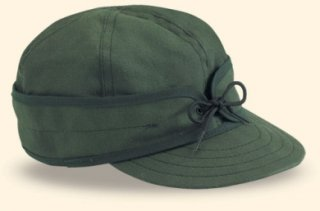 Stormy Kromer | Waxed Cotton Cap Dark Green 7-5/8<br>ストーミークローマー ワックスコットンキャップ ダークグリーン<img class='new_mark_img2' src='https://img.shop-pro.jp/img/new/icons20.gif' style='border:none;display:inline;margin:0px;padding:0px;width:auto;' />