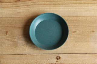 ecoforms | Saucer 14 Turquoise<br/>エコフォームズ ソーサー14 ターコイズ