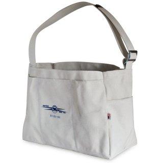 ESTEX | CANVAS TOOL BAG Natural Cotton<br />エステックス キャンバスショルダーツールバッグ ナチュラルコットン