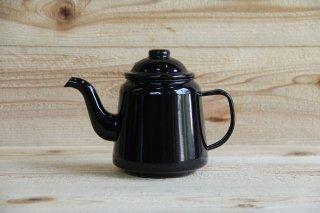 FALCON | TEA POT Coal Black<br/>ファルコン ティーポット ブラック