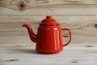 FALCON | TEA POT Pillarbox Red<br/>ファルコン ティーポット レッド