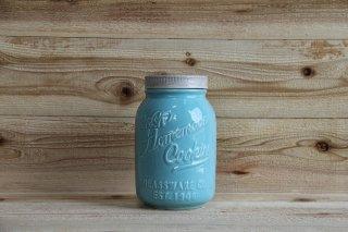 Ball Mason jar | Ceramic Cookie Jar<br/>ボール メイソンジャー 陶器のクッキージャー