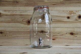 Ball Mason jar | Savannah Embossed Drink Dispenser<br/>ボール メイソンジャー ドリンクディスペンサー