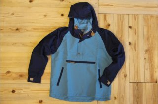 Oregonian Outfitters | Mt.Hood Pullover 2 Turqoise<br/>オレゴニアンアウトフィッターズ マウントフッドプルオーバー2 ターコイズ