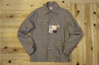 Pointer Brand | Hickory Stripe Chore Coat<br/>ポインターブランド ヒッコリーストライプ カバーオール