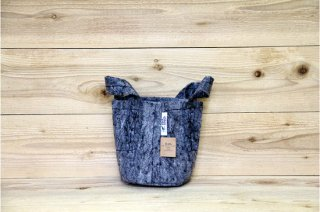 Root Pouch | Grey with handle Degradable 1gal(3.8L)<br/>ルーツポーチ グレー 持手付き 生分解性<img class='new_mark_img2' src='https://img.shop-pro.jp/img/new/icons5.gif' style='border:none;display:inline;margin:0px;padding:0px;width:auto;' />
