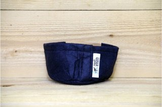 Root Pouch | navy JOEY Non-Degradable Small<br/>ルーツポーチ ネイビー  ジョーイ 非分解性 スモール