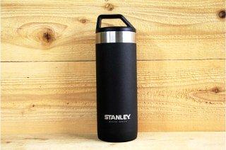 STANLEY | MASTER VACUUM MUG 18 OZ<br/>スタンレー マスター真空マグ 0.53L マッドブラック