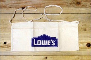 LOWE'S | Work Apron<br>ロウズ ワークエプロン