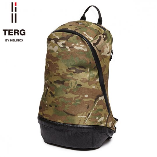 TERG | Daypack<br/>ターグ デイパック マルチカモ