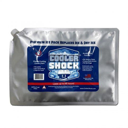 COOLER SHOCK | Ice Pack L<br/>クーラーショック 保冷剤 Lサイズ
