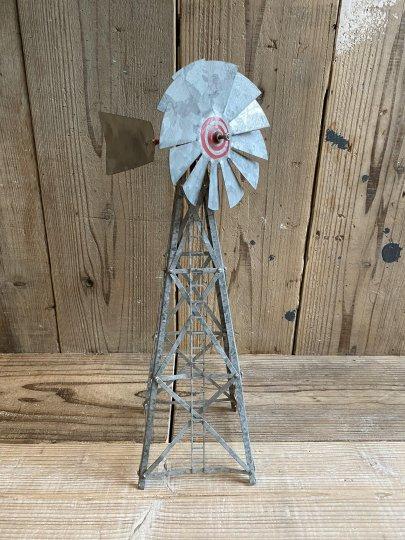 Desktop windmill<br />卓上サイズの風車のオブジェ