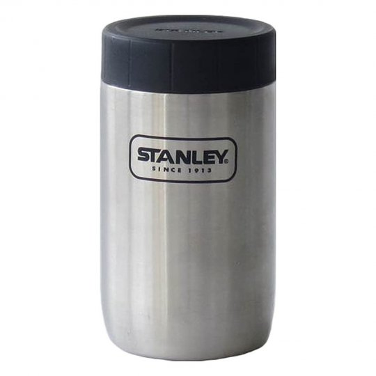 STANLEY | ADVENTURE STAINLESS STEEL VACUUM FOOD JAR 14OZ<br/>スタンレー 真空フードジャー スリム 0.41L