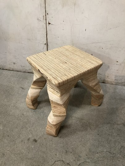 Original 3way stool & sidetable