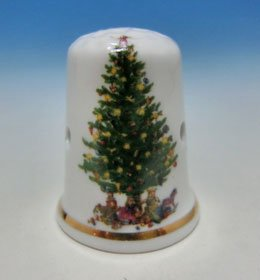 The Thimble Guild Traditional Trees クリスマスツリー シンブル