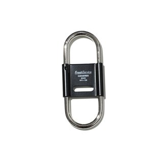 FRESH SERVICE-CARABINER KEYRING<img class='new_mark_img2' src='https://img.shop-pro.jp/img/new/icons13.gif' style='border:none;display:inline;margin:0px;padding:0px;width:auto;' />