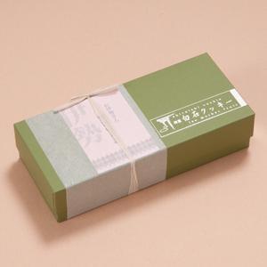 神宮白石クッキー 21個入 箱色・緑
