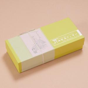 神宮白石クッキー 21個入 箱色・若草