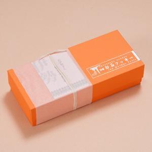神宮白石クッキー 21個入 箱色・オレンジ