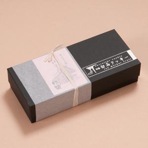 神宮白石クッキー 21個入 箱色・黒