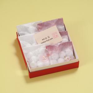 神宮白石クッキー(3袋)&紅果実(3袋)セット