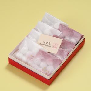 神宮白石クッキー(4袋)&紅果実(4袋)セット