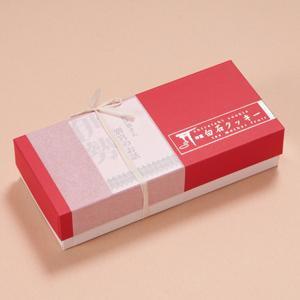神宮白石クッキー 21個入 箱色 赤×白