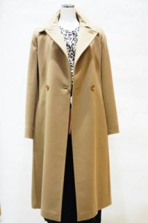 <img class='new_mark_img1' src='https://img.shop-pro.jp/img/new/icons12.gif' style='border:none;display:inline;margin:0px;padding:0px;width:auto;' />【WEEKEND MaxMara】ベルト付・ロングコート