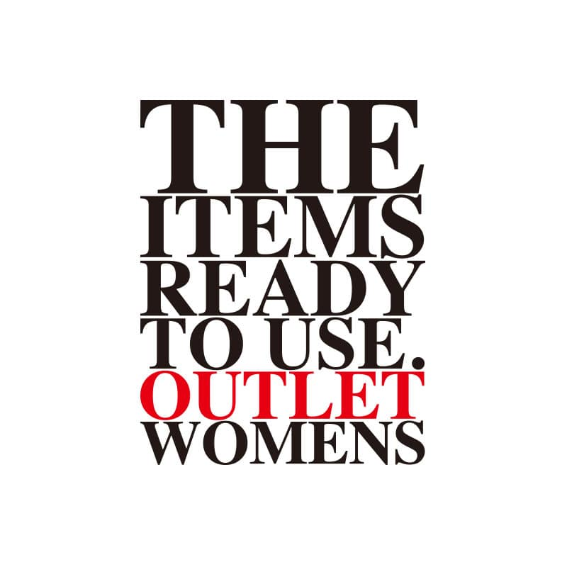 OUTLET WOMENS