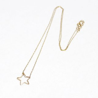 【35%OFF】by boe MINI STAR NECKLACE
