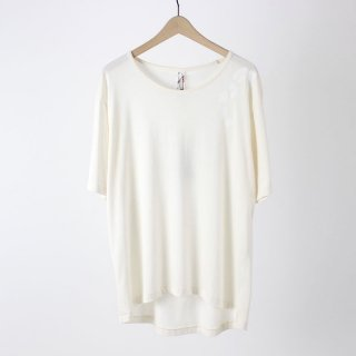 【FINAL PRICE】【25%OFF】Edwina Horl SHORT SLEEVE T-SHIRTS WHITE