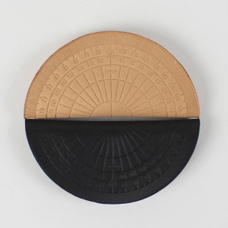 【i ro se】 PROTRACTOR COIN CASE