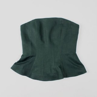 【FINAL PRICE】【30%OFF】JANE SMITH BUSTIER GREEN