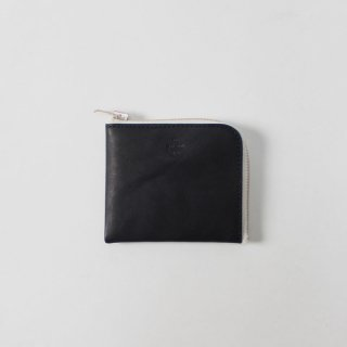 20/80 ZIP WALLET BLACK
