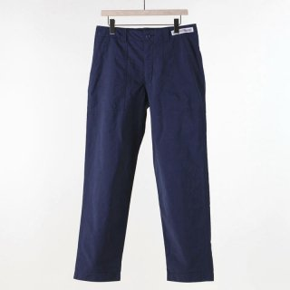 UNIVERSAL PRODUCTS ユニバーサルプロダクツWASHED NYLON PANTS NAVY