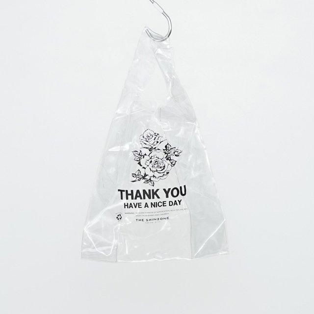 【20%OFF】【バッグ】【THE SHINZONE / ザ シンゾーン】PVC T-SHIRTS BAG / PVCTシャツバック