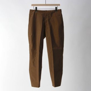 【2018 A/W】【DESCENTE PAUSE】SEAMTAPED PANTS MBRN