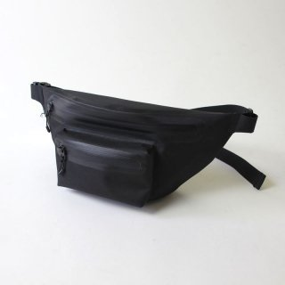 【2018 A/W】【DESCENTE BLANC】WAIST BAG BLACK