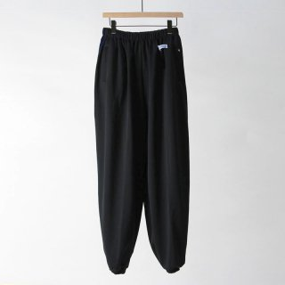 LOCALINA -LOCALINA ×OTSUKA HOPPING PANTS BLACK