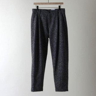 【2018A/W】nuterm ニューターム WORKERS TROUSERS STONEGRAY