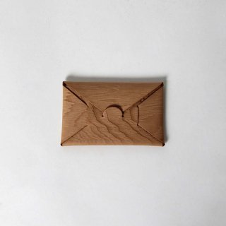 i ro se seamless card case WOOD