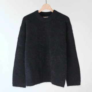 【2018 A/W】【unfil / アンフィル】stretch superkid mohair sweater