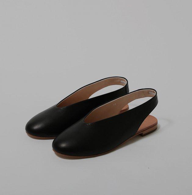 【2019S/S】_Fot v ballet sandals BLACK