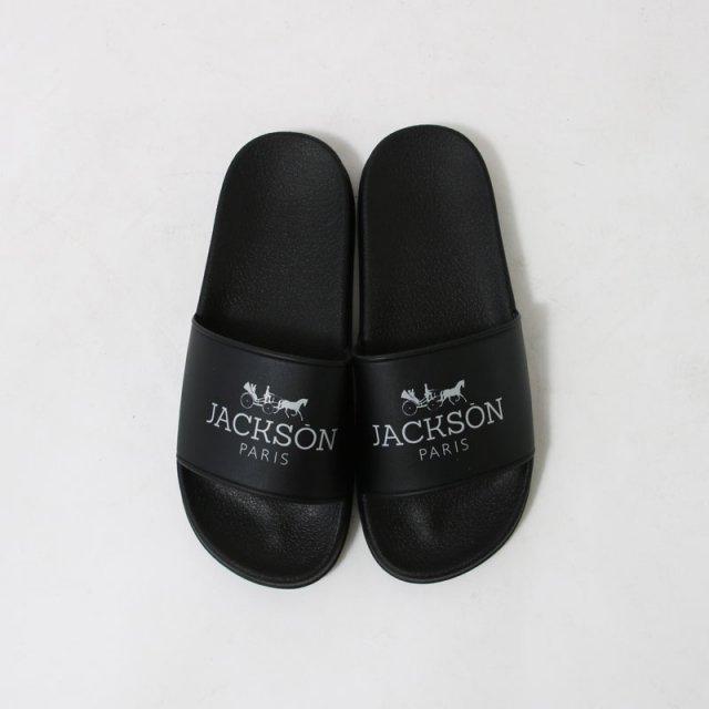 【JACKSON MATISSE ジャクソンマティス】 シャワーサンダル BLACK