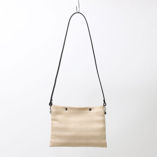 【45%OFF】【STEVE MONO スティーブモノ】Pocket w/s Strap natural black