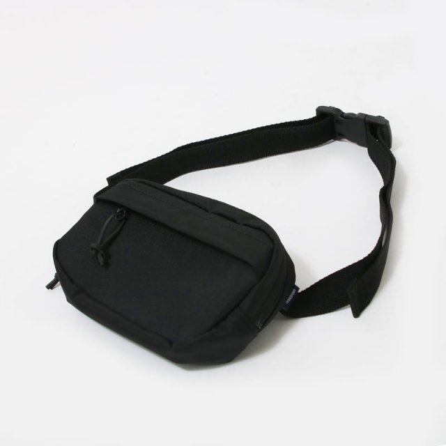 【UNIVERSAL PRODUCTS ユニバーサルプロダクツ】CORDURA SMALL WAIST BAG
