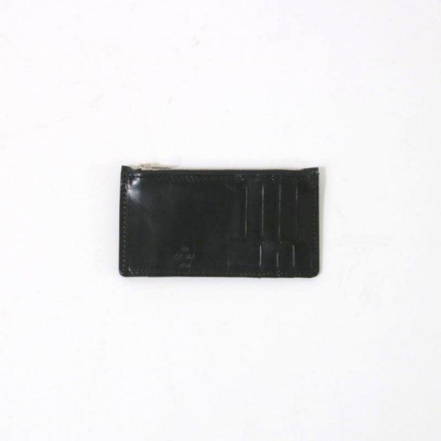 【20/80 トウェンティーエイティー】KIP LEATHER SLIM CARD WALLET