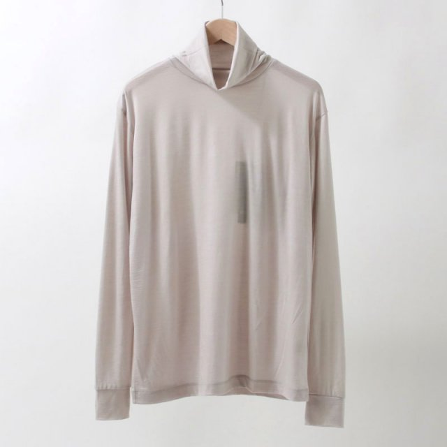 【FINAL PRICE】【40%OFF】【DESCENTE PAUSE デサントポーズ】MERINO WOOL TURTLE IVORY