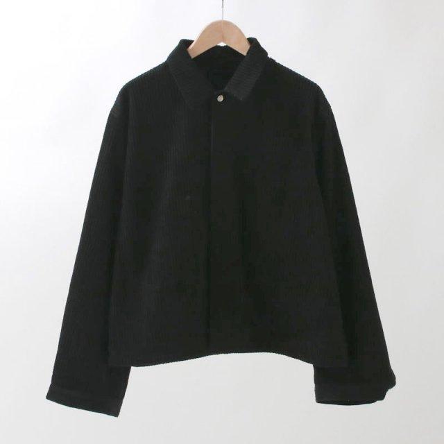 【FINAL PRICE】【50%OFF】【bukht ブフト】BIG CORD G-JAN BLACK